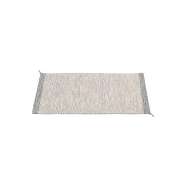 Der Ply Rug 85 x 140 cm in weiß von Muuto