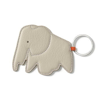 Key Ring Elephant von Vitra in Sand