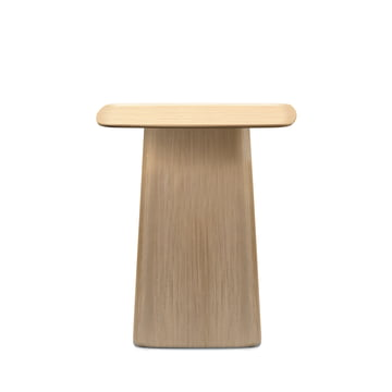 Kleiner Wooden Side Table von Vitra in Eiche hell