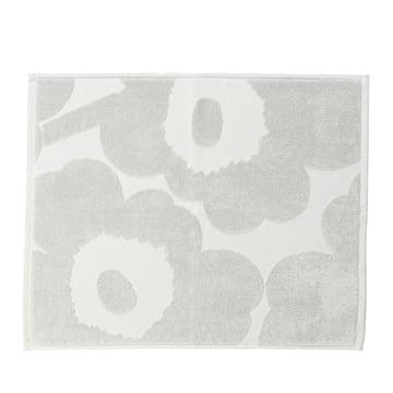 Unikko Solid Badematte in grau von Marimekko