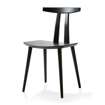 J111 Stuhl von bruunmunch in Schwarz