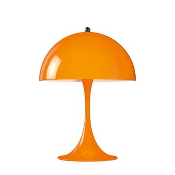 Panthella Mini Tischleuchte Ø 250 von Louis Poulsen in Orange