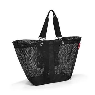 Die reisenthel - meshbag L in schwarz