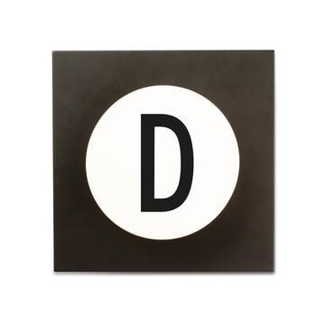 Hook2 Letter Wandhaken D von Design Letters