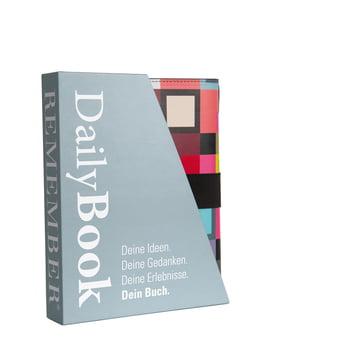 DailyBook mit Verpackung von Remember