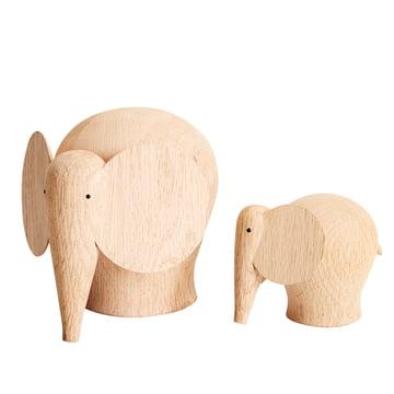 Nunu Elephant in Small und Medium