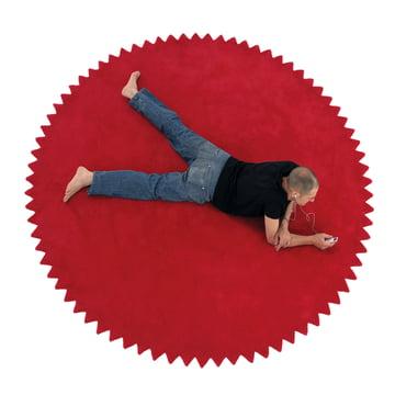 Gute Laune Teppich von Marti Guixé