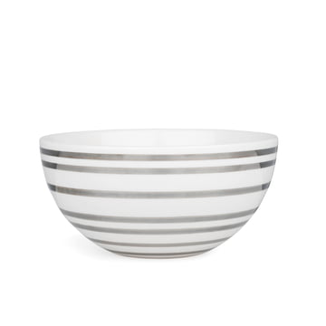 Omaggio Schale Ø 15cm von Kähler Design in Silber
