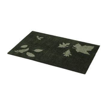 Die tica copenhagen - Leaf Mega Fußmatte in 60 x 90 cm, grün