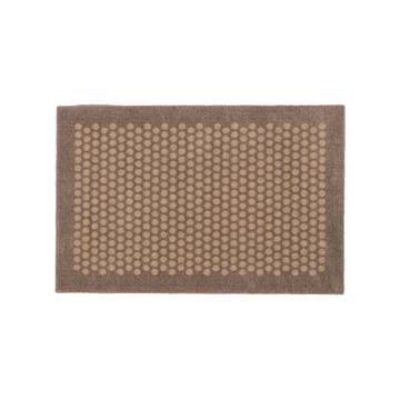 tica copenhagen - Dot Fußmatte, sand, 60 x 90 cm