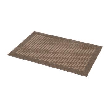 Die tica copenhagen - Dot Fußmatte in sand, 60 x 90 cm