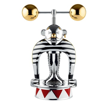 The Strongman Nussknacker (Limited Edition) von Alessi