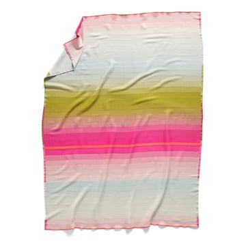 Colour Plaid Wolldecke Farbe: No. 3 von Hay