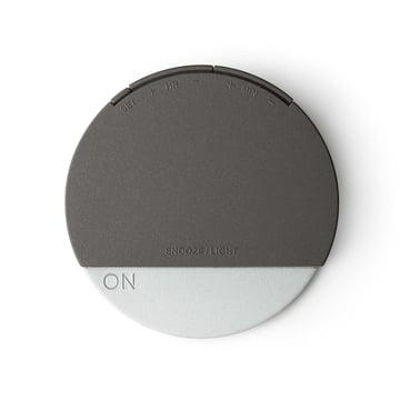 Runde Fine Clock von Lexon