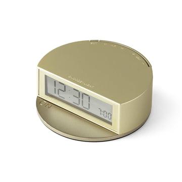 Fine Clock von Lexon in Gold