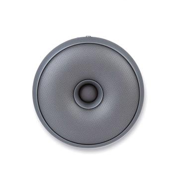 Hoop Bluetooth Lautsprecher von Lexon in Grau Metallic
