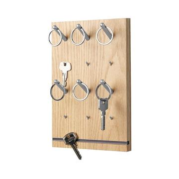 emform - Pin Schlüsselbrett, eiche