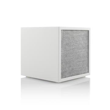 ART Cube von Tivoli Audio in Weiß / Grau