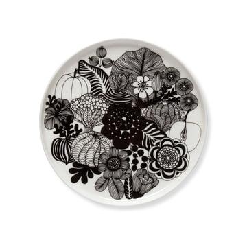 Der Marimekko - Oiva Siirtolapuutarha Teller, Ø 20 cm