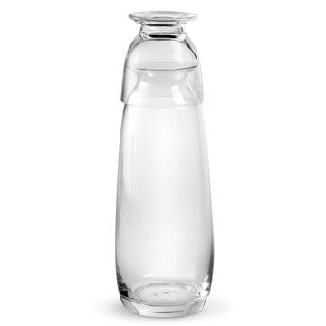 Snowman Glaskaraffe mit Glas von Authentics