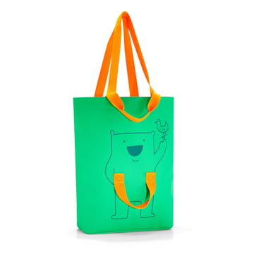 familybag von reisenthel in summer green