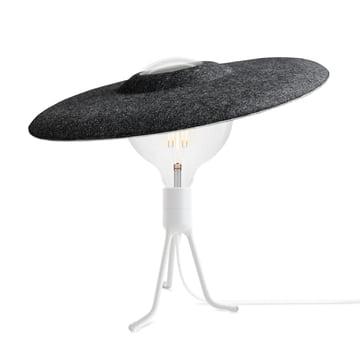 Der Vita Shade Felt für Tischlampen