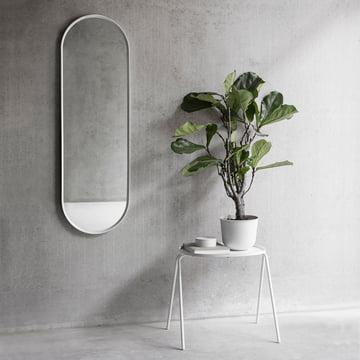 Ovaler Wandspiegel von Menu