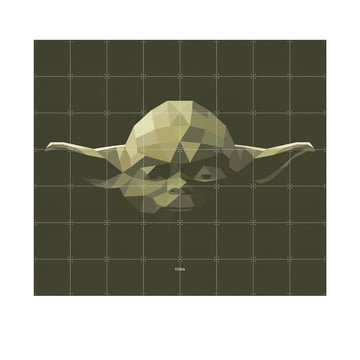 Star Wars Icon: Yoda von IXXI in 160 x 140 cm