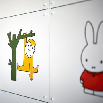Miffy im Zoo aus der Kinder Kollektion von IXXI