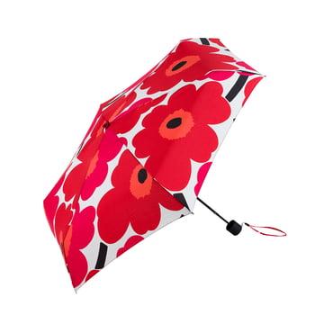 Pieni Unikko mini Regenschirm von Marimekko in Rot