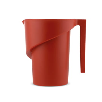 Twisted Messbecher von A di Alessi in Rot