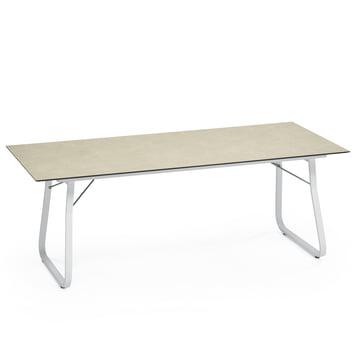Ahoi Tisch 200 x 90 cm von Weishäupl in Beige