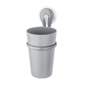 Koziol - Zahnputzbecher Loop, cool grey