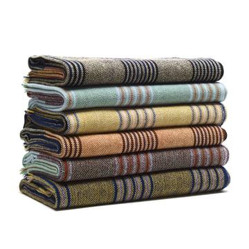 Mulera Wolldecke von ames in verschiedene Farben