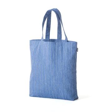 Rivi Stofftasche von Artek in Blau / Weiß
