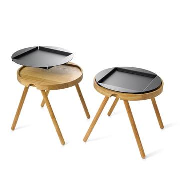 Auerberg - Tablett-Tisch klein (Set)