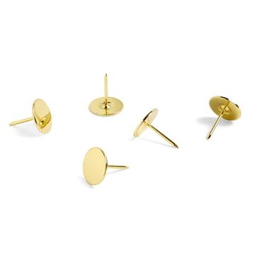 Giant Pins von Hay in Gold (5 Stk.)