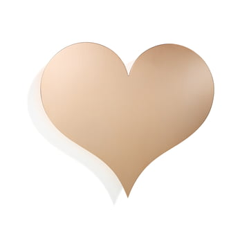 Metal Wall Relief Heart von Vitra