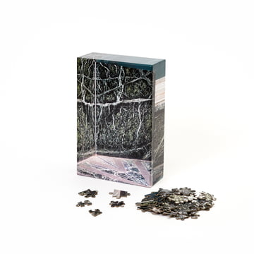 Puzzle in Puzzle Marmor von Areaware