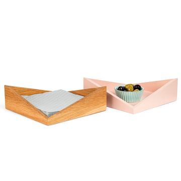 Eske Holzbox (2 tlg.) von Spring Copenhagen