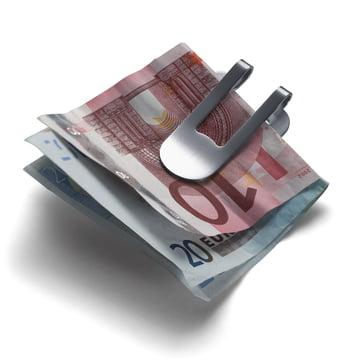 Geldklammer 5071 von Georg Jensen aus Edelstahl