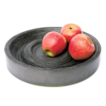 Korn - Schale Kar, schwarz Apfel