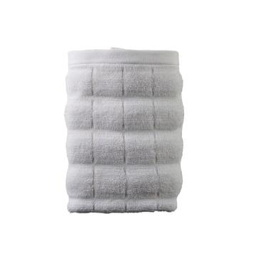 Tiles Handtuch 50 x 100 cm von Juna in Weiß