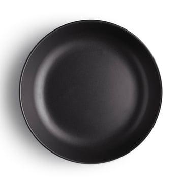 Eva Solo - Nordic Kitchen tiefer Teller Ø 20 cm, schwarz