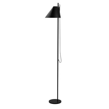 Die Louis Poulsen - Yuh Stehleuchte LED in schwarz