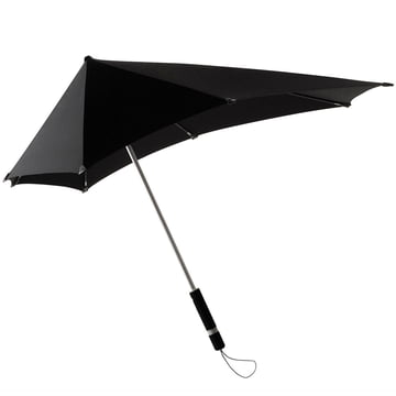 Der Senz - Regenschirm Smart XL, black out