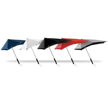 Der Senz - Regenschirm Smart XL in seinen verschiedenen Varianten