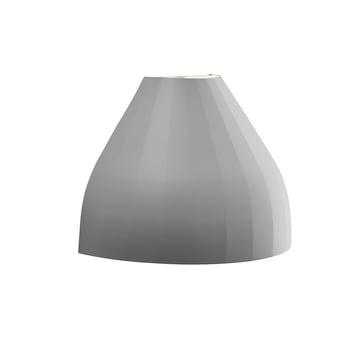 Facet Wandleuchte LED von Le Klint in Hellgrau