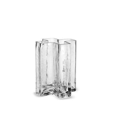 Holmegaard - Crosses Vase H 12 cm, klar