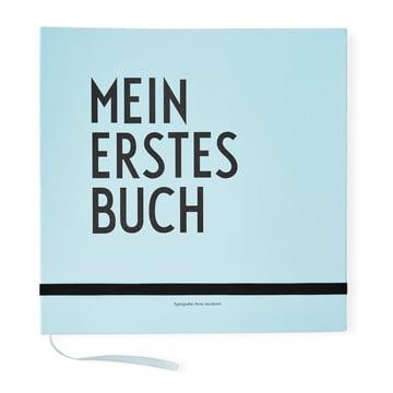Baby's First Book (Sprache: Deutsch) von Design Letters in Türkis